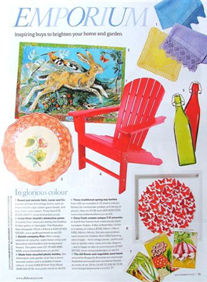 Country Living Magazine September 2009